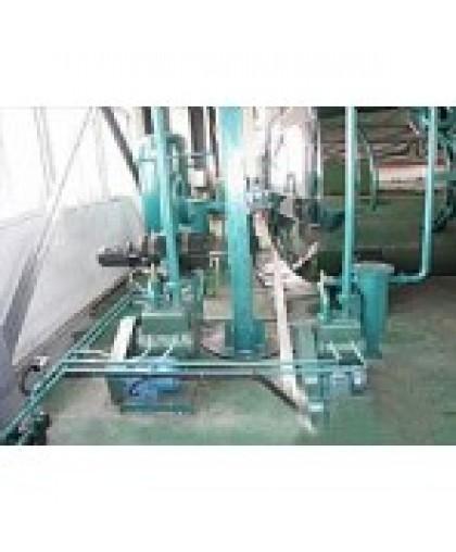 Применение пластинчато-роторного и двухроторного насос Рутса в процессе вакуумного нагнетания