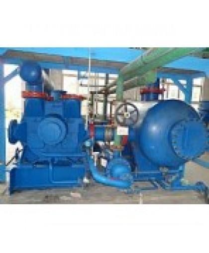 Применение водокольцевого вакуумного насоса для нефтехимической или химической промышленности