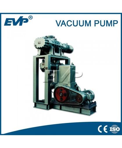 Вакуумная система серии JZPX (вакуумный насос Рутса + маслонаполненный пластинчато-роторный вакуумный насос)