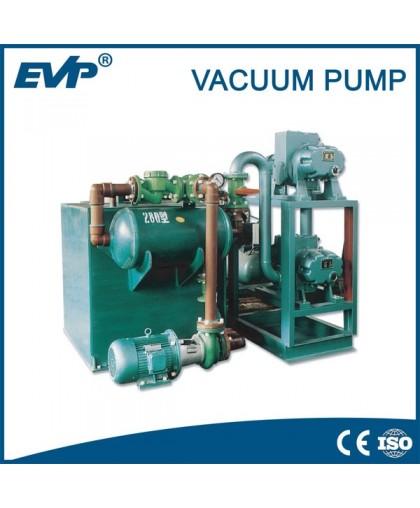 Вакуумная система серии JZJP (вакуумный насос Рутса + водоструйный эжекторный насос)