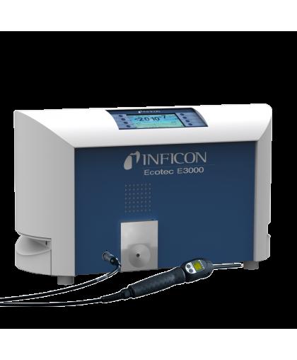 Мультигазовый течеискатель со щупом Ecotec® E3000