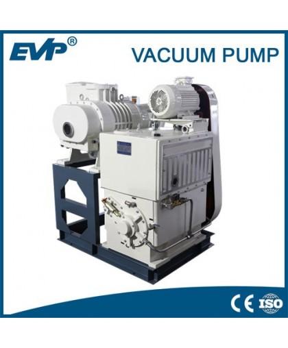 Вакуумная система серии JZP2H (вакуумный насос Рутса + плунжерный вакуумный насос)